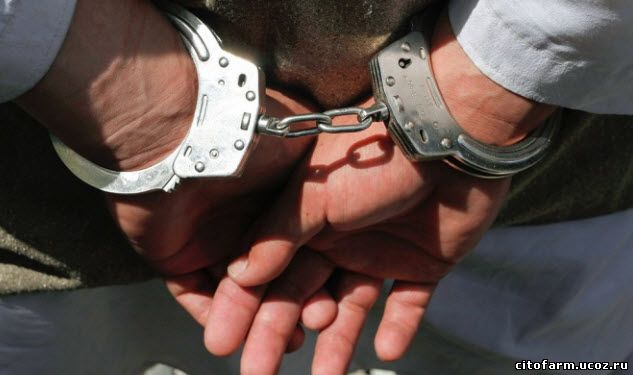 Арестован сотрудник ФСКН, торговавший героином